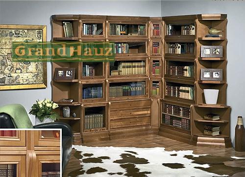 """Библиотека """"гранд 1"""" - финские книжные полки """"grandhauz"""" - g."""